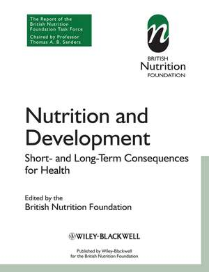 Nutrition and Development