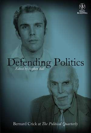 Defending Politics