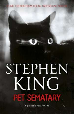 Pet Sematary de Stephen King