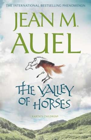 The Valley of Horses de Jean M. Auel