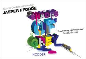 Shades of Grey de Jasper Fforde