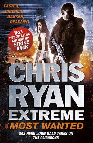 Chris Ryan Extreme: Most Wanted de Chris Ryan