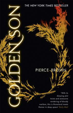 Golden Son de Pierce Brown