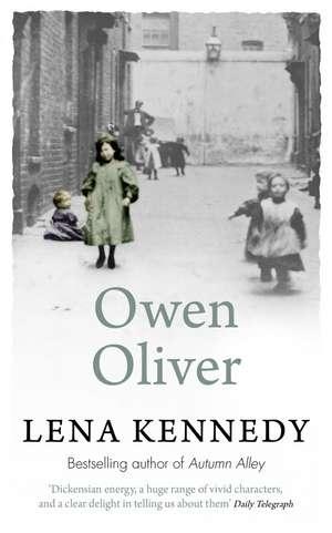 Owen Oliver de LENA KENNEDY
