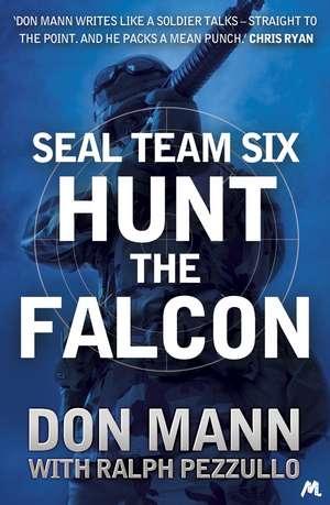 Hunt the Falcon de Don Mann