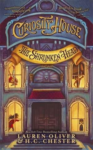 Curiosity House 01. The Shrunken Head imagine