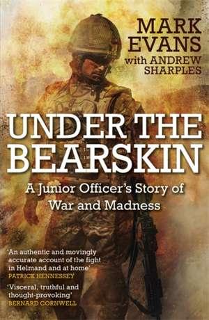 Evans, M: Under the Bearskin de Andrew Sharples