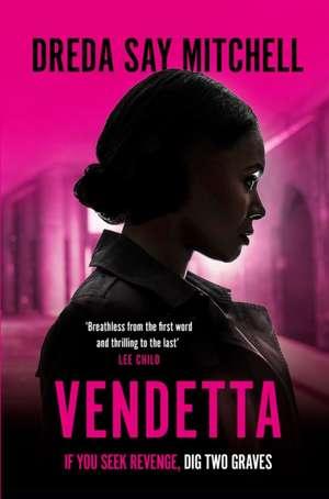 Vendetta de Dreda Say Mitchell