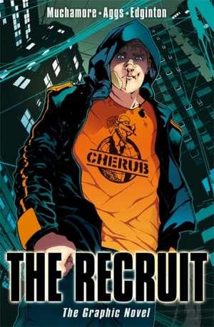 Cherub the Recruit. Graphic Novel