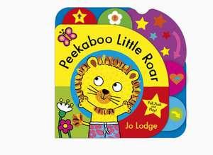 Peekaboo Little Roar