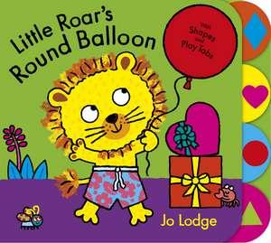 Little Roar's Round Balloon