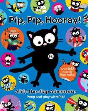 Pip, Pip, Hooray! de  Hachette Children's Books