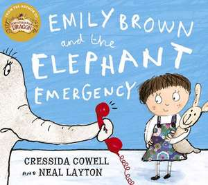 Emily Brown and the Elephant Emergency