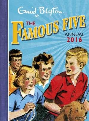 Famous Five Annual de Enid Blyton