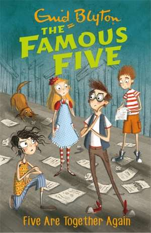 Five are Together Again de Enid Blyton
