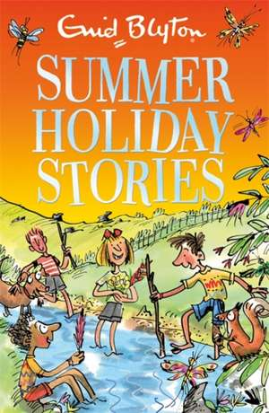 Summer Holiday Stories de Enid Blyton