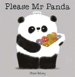 Please Mr Panda de Steve Antony