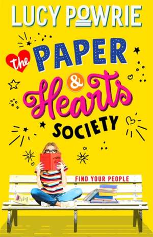 The Paper & Hearts Society 01 de Lucy Powrie