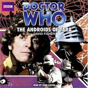 The Androids of Tara:  My Life on the Land de David Fisher