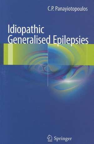 Idiopathic generalised epilepsies