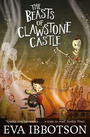 The Beasts of Clawstone Castle de Eva Ibbotson