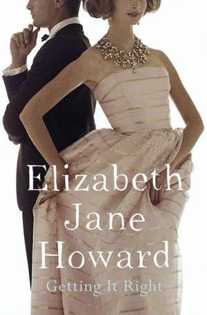 Getting It Right de Elizabeth Jane Howard