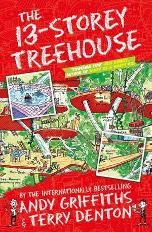 The 13-Storey Treehouse de Andy Griffiths
