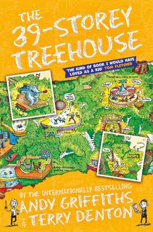 39-Storey Treehouse
