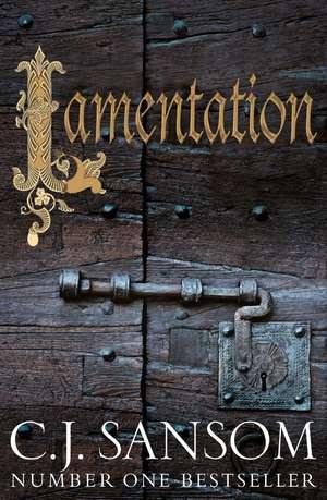 Lamentation de C. J. Sansom