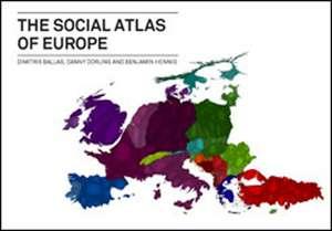 The Social Atlas of Europe imagine