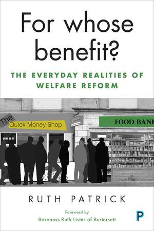 For Whose Benefit? imagine