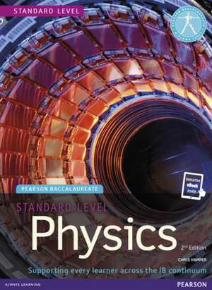 Standard Level Physics 2nd Edition Book + eBook:  How to Challenge Your Fears and Go for Anything You Want in Life de Chris Hamper