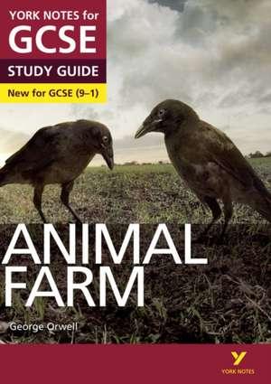 Animal Farm: York Notes for GCSE (9-1) de Wanda Opalinska