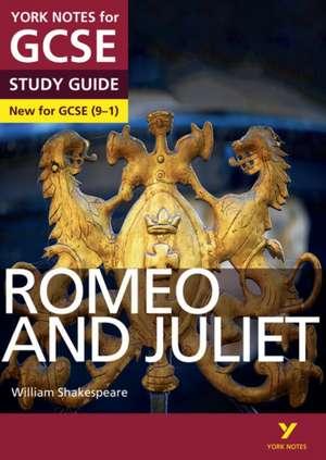 Romeo and Juliet: York Notes for GCSE (9-1) de John Polley