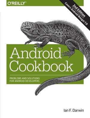 Android Cookbook, 2e