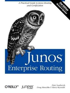Junos Enterprise Routing 2e imagine