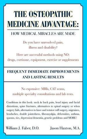 The Osteopathic Medicine Advantage imagine
