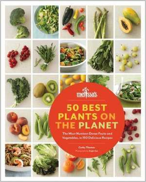 50 Best Plants on the Planet de Cathy Thomas
