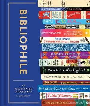 Bibliophile de Jane Mount