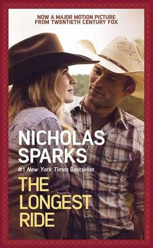 The Longest Ride de Nicholas Sparks