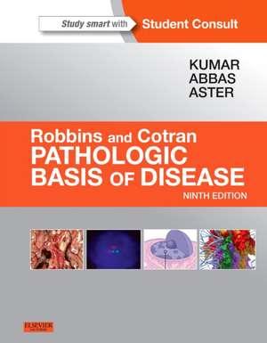 Robbins & Cotran Pathologic Basis of Disease de Vinay Kumar
