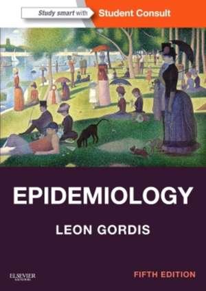 Epidemiology: with STUDENT CONSULT Online Access de Leon Gordis