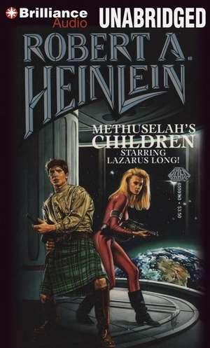 Methuselah's Children de Robert A. Heinlein