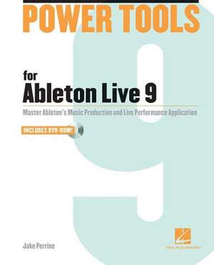 Power Tools For Ableton Live 9
