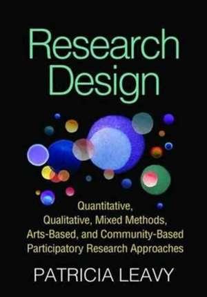 Research Design de Patricia Leavy