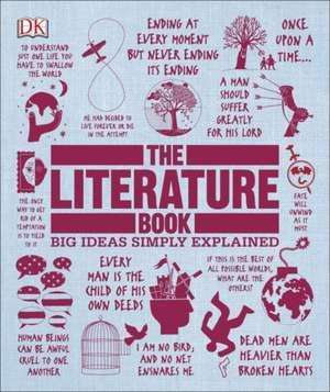 The Literature Book de DK Publishing