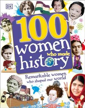 100 Women Who Made History de  Dk
