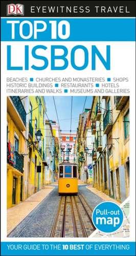 Top 10 Lisbon de Dk Travel