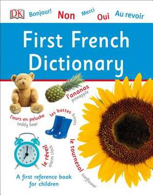 First French Dictionary de DK