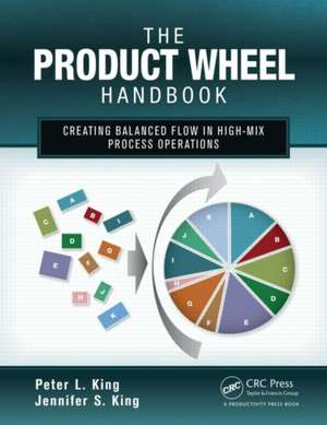 The Product Wheel Handbook de Peter L. King